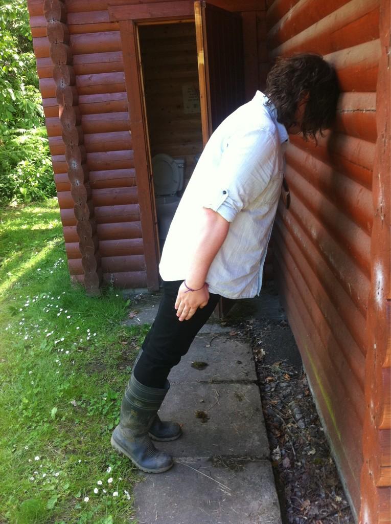Planking in Scotland :D (28 Jun 11)