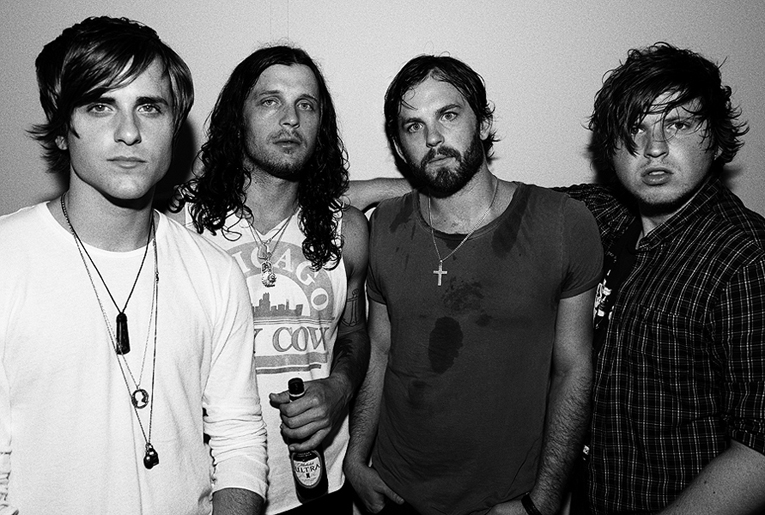 Backstage, Lollapalooza, Chicago (08 Aug 09)
