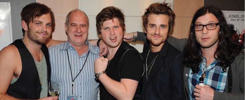 Backstage, Rod Laver Arena, Melbourne (13 Mar 09)