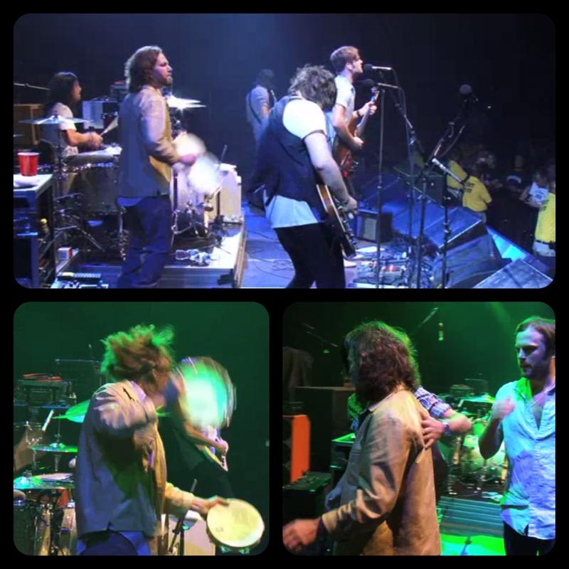 Talihina Sky Footage - with Eddie Vedder (2008)