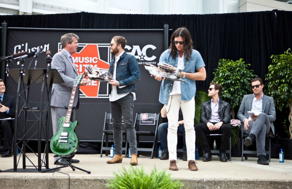 Walk of Fame Ceremony | Nashville (21 Sep 12)