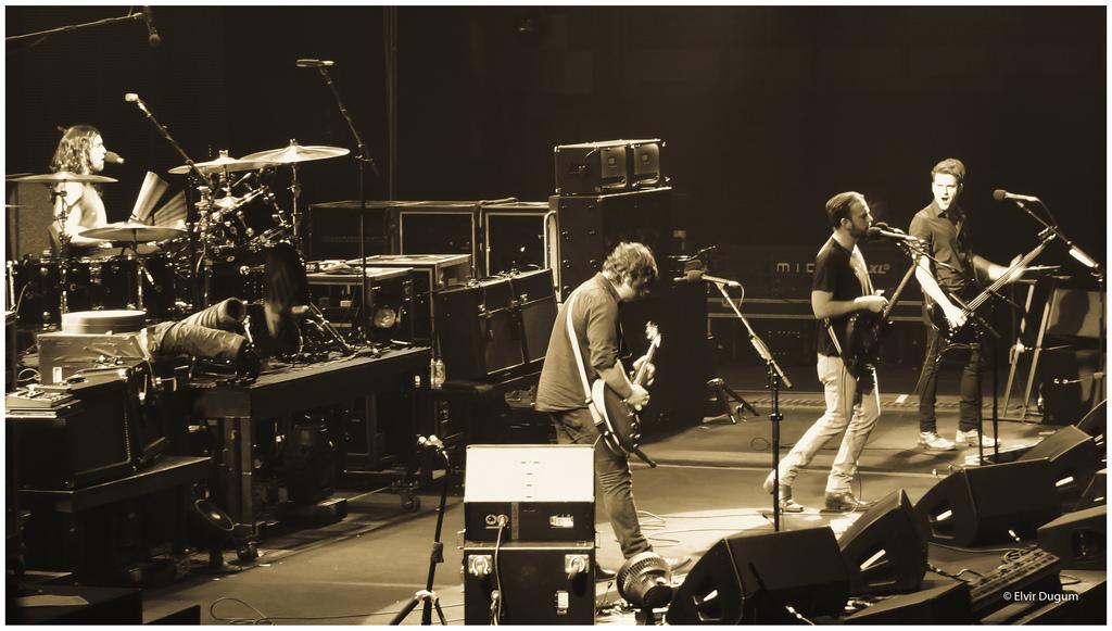 Acer Arena, Sydney (05 Nov 11)